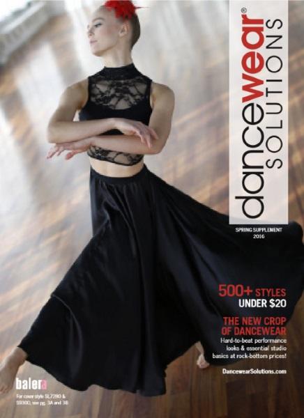 Our Catalog Marketing Client: Dancewear Solutions