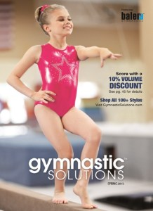 Our Catalog Data Analytics Client: Gymnastic Solutions