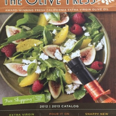 Our Custom Marketing Solutions Client: Olive Press