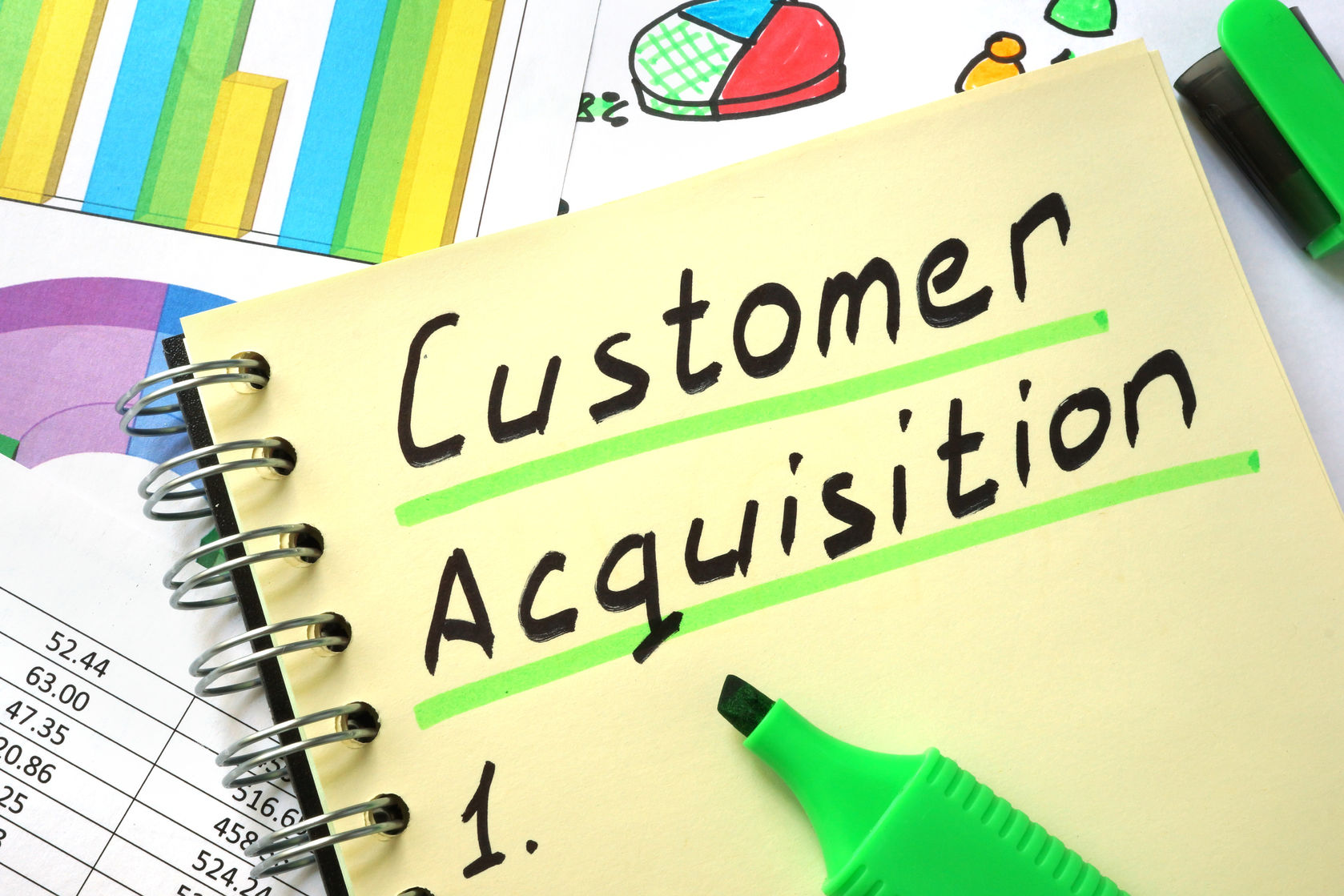 Four Low-Cost Strategies for Acquiring New Customers