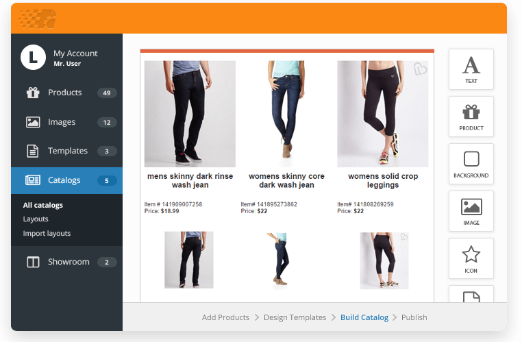 Product Catalog Templates Make Your Catalog Catalog Machine