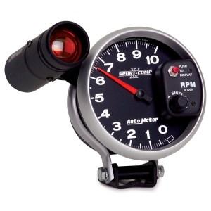 AutoMeter 3699 SportComp II Electric 5