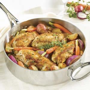 basic cooking skills one pan stir fry