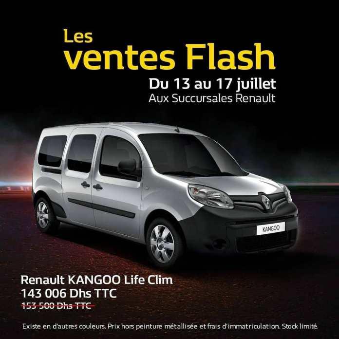 Renault KANGOO life clim