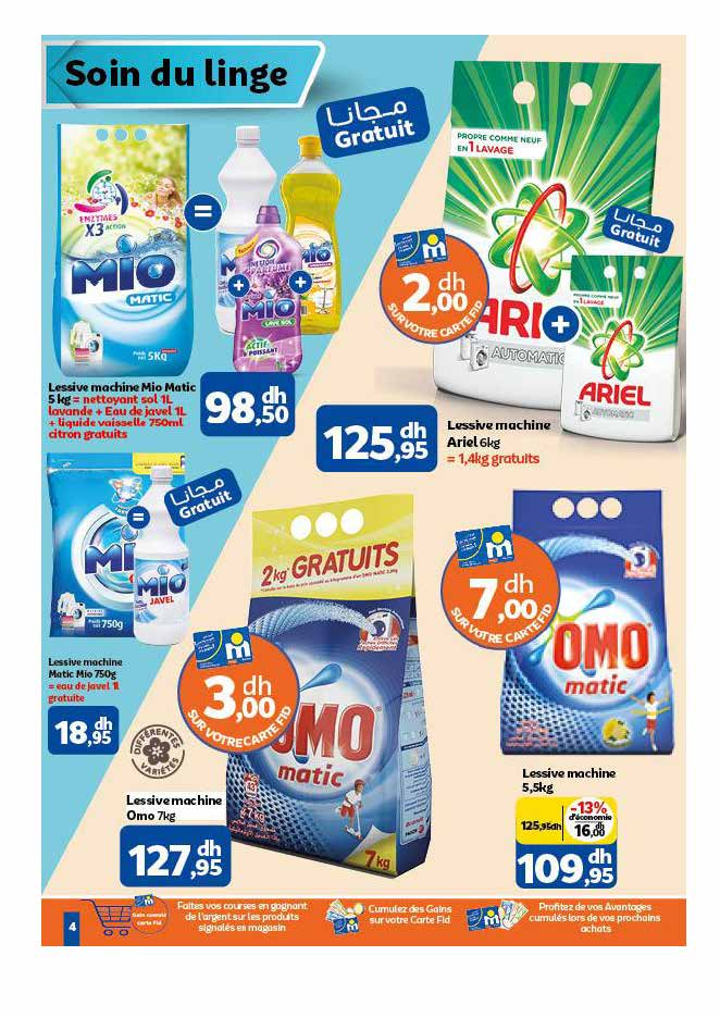 Catalogue Marjane Max promos septembre 2020-4