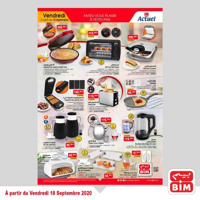 Catalogue BIM 18 septembre 2020