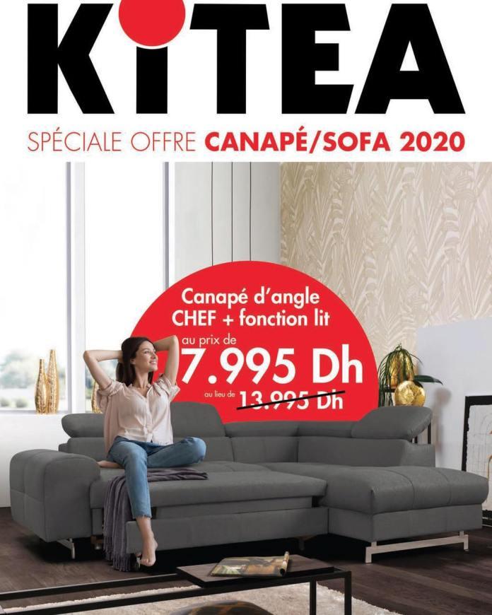 Catalogue KITEA octobre 2020 canapé - sofa