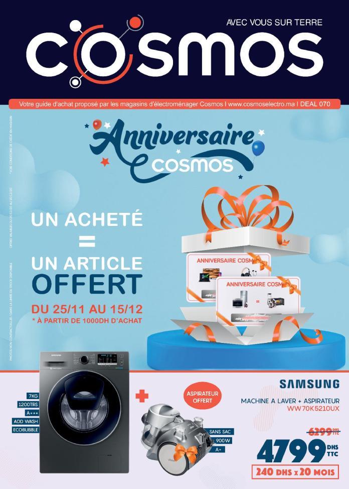 Catalogue COSMOS décembre 2020