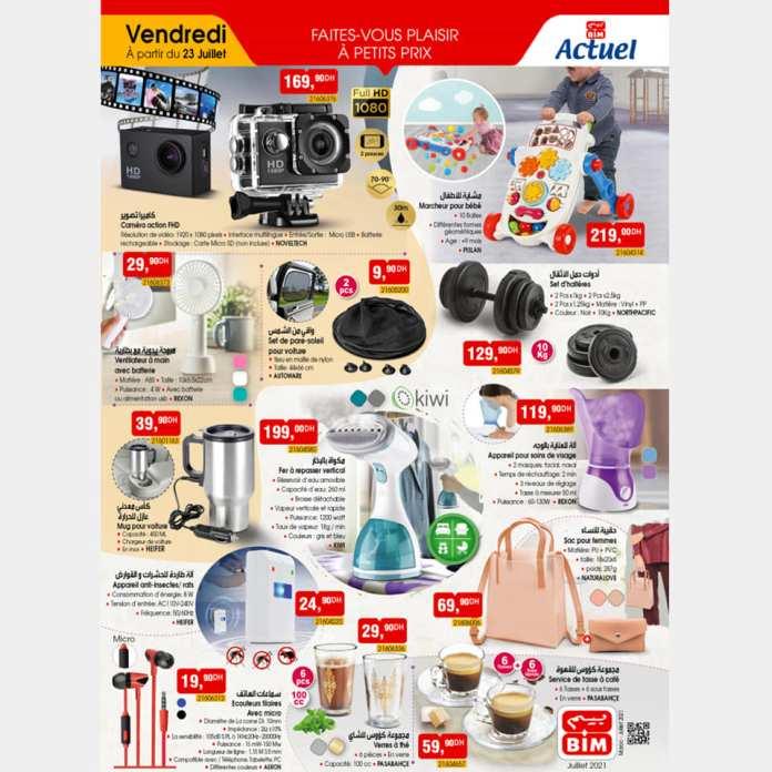 Catalogue BIM 23 Juillet 2021