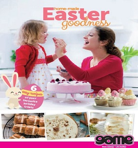 Game Easter Goodness Catalogue Starting 23 March 2016