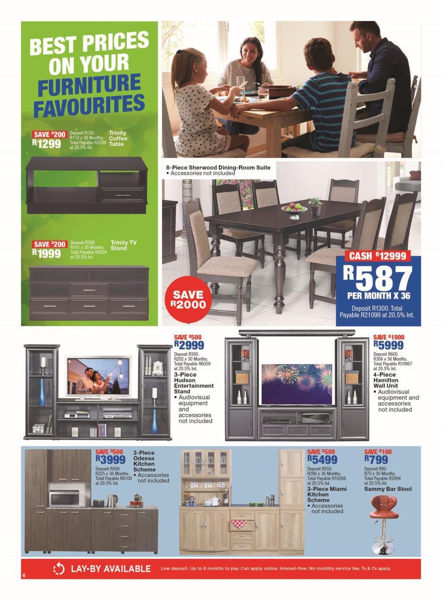OK Furniture Catalogue valid 11 January - 24 January, 2021