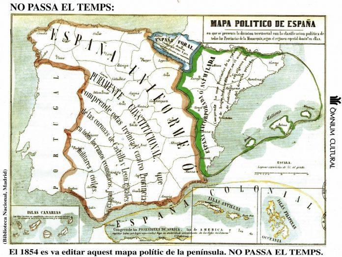 mapa-politico-espana-1854-696x522