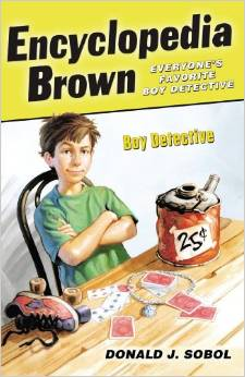 【洋書のススメ】Encyclopedia Brown 1