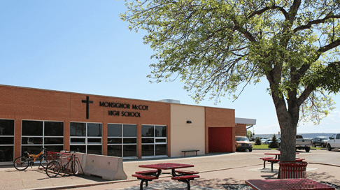 Monsignor McCoy High School