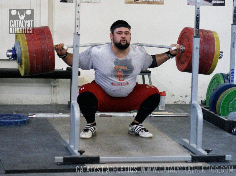 Strength Bands Amp Staying In Your Lane By Greg Everett