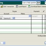 QuickBooks Tip: Reconciliation Done Right!