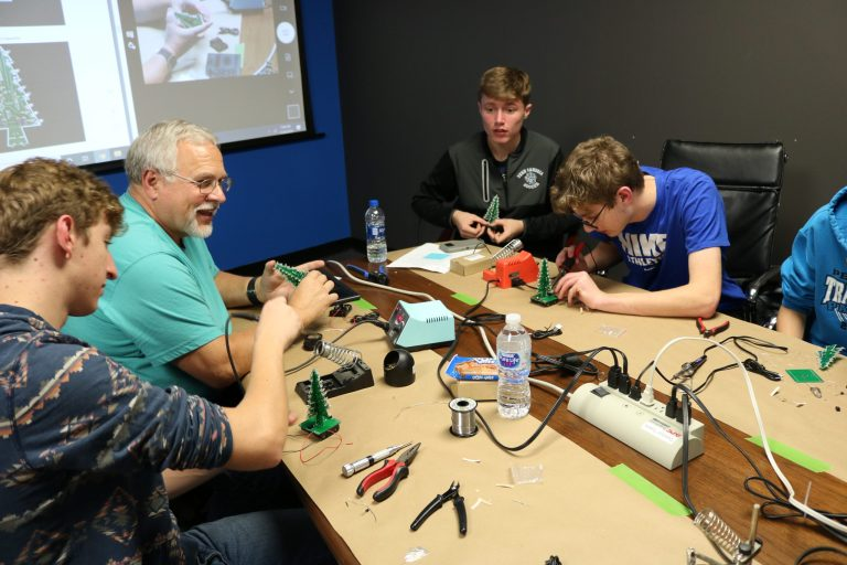 Soldering Conference Room