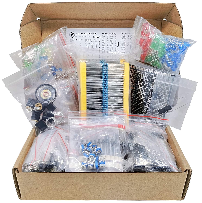 Electronics Introduction Kit