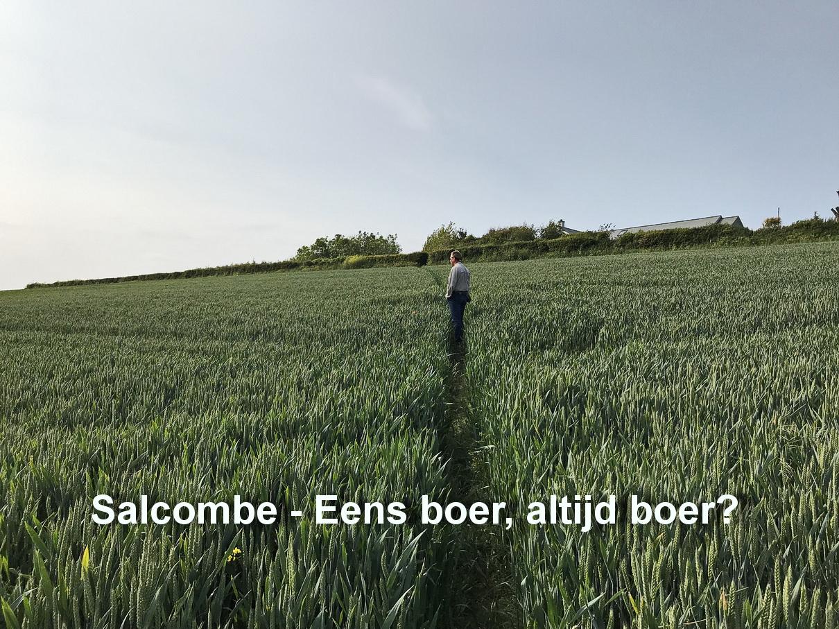 Salcombe - Eens boer altijd boerJPG