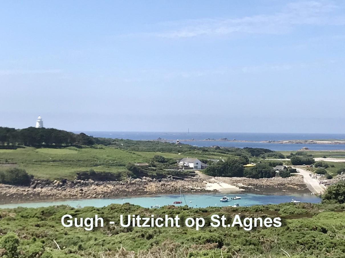 Gugh - Uitzicht op St.Agnes3