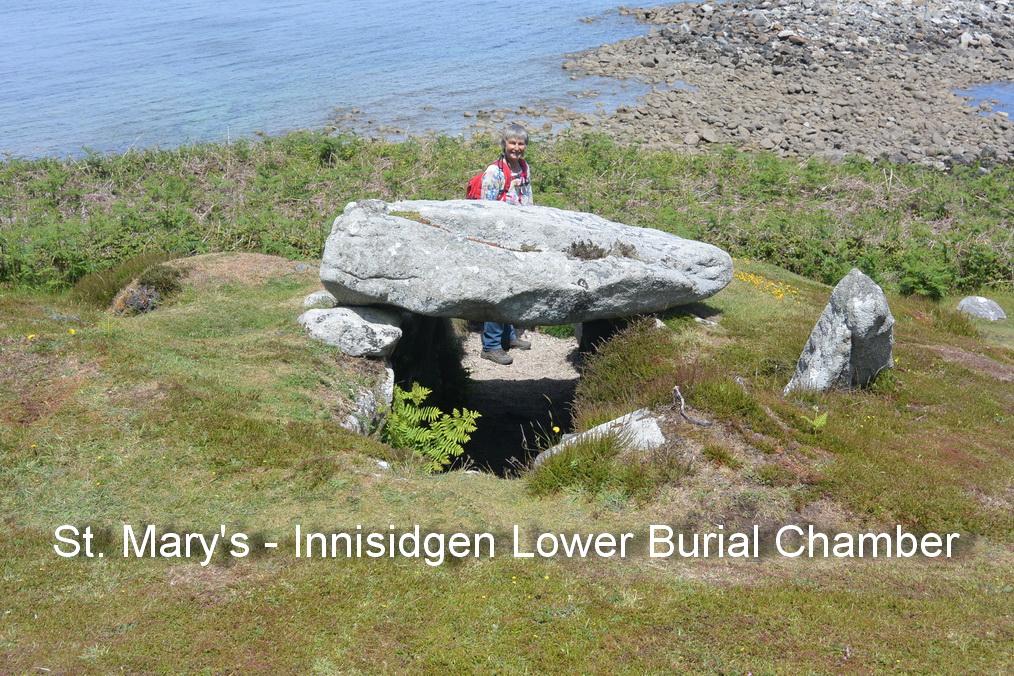Innisidgen Lower Burial Chamber2