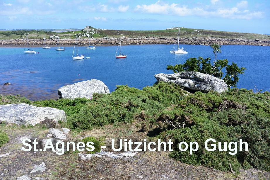 St.Agnes - Uitzicht op Gugh2