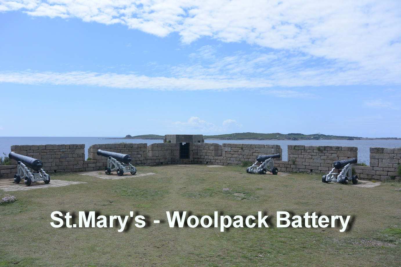 St.Mary's - Woolpack Battery