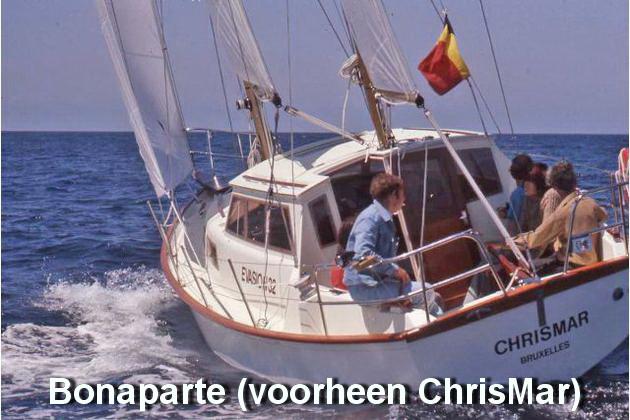 BeneteauEvasion32 - ChrisMar