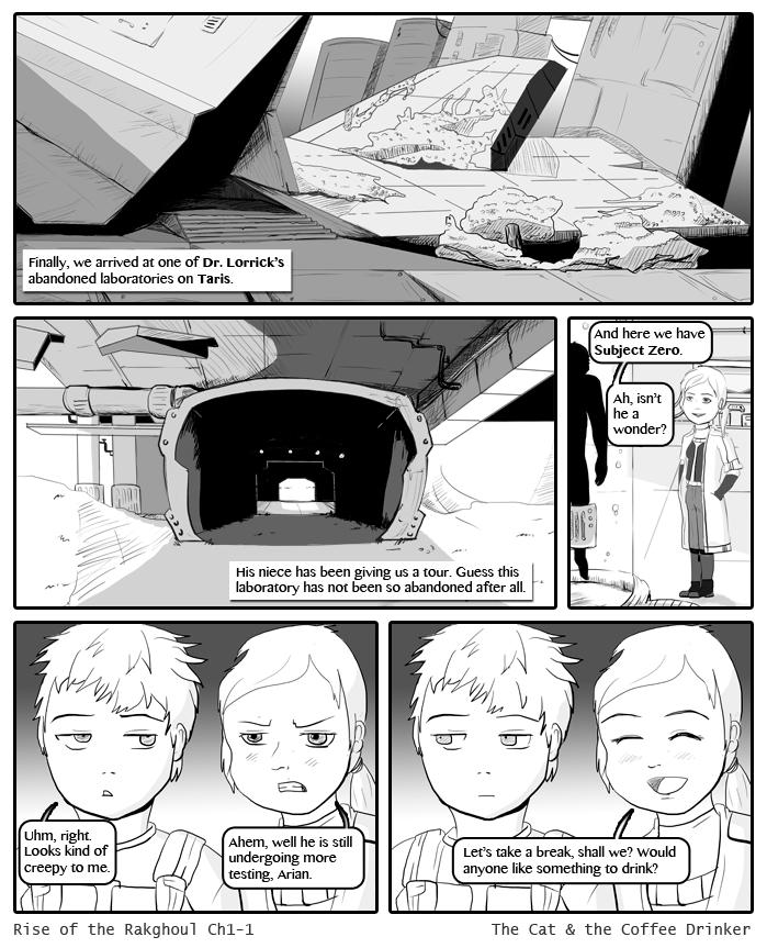 Rise of the Rakghouls (Ch 1-1)