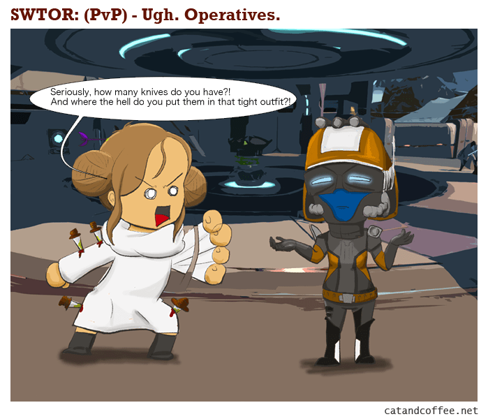 What I think of Operatives…