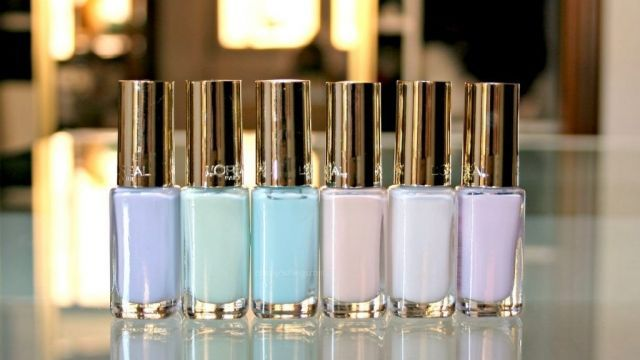 L'OREAL COLOR RICHE Les Blancs Collection