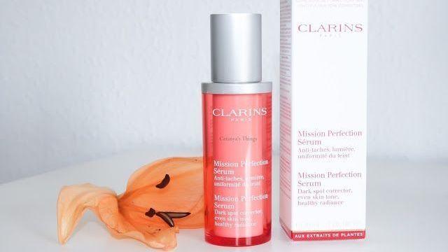 Mission Perfection – CLARINS ¿Una piel sin defectos?