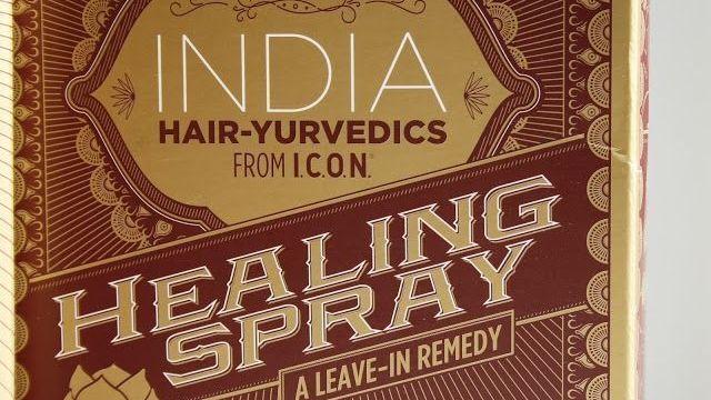 ICON India Healing Spray
