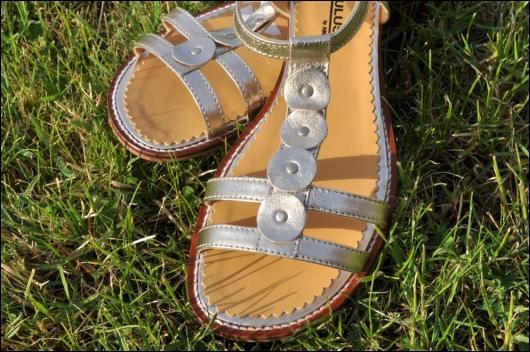 Sandaler fra Angulus