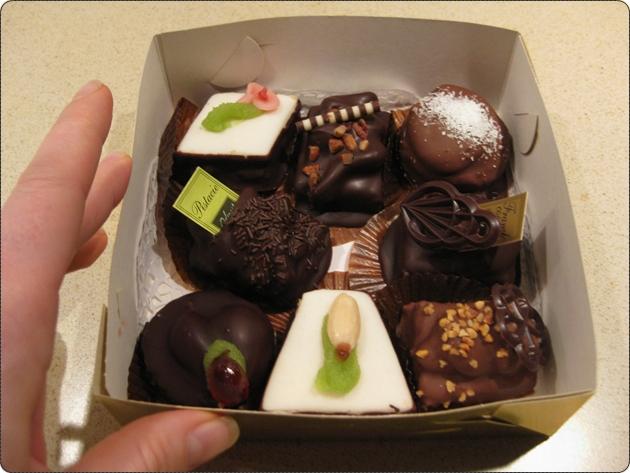 Delikate kager