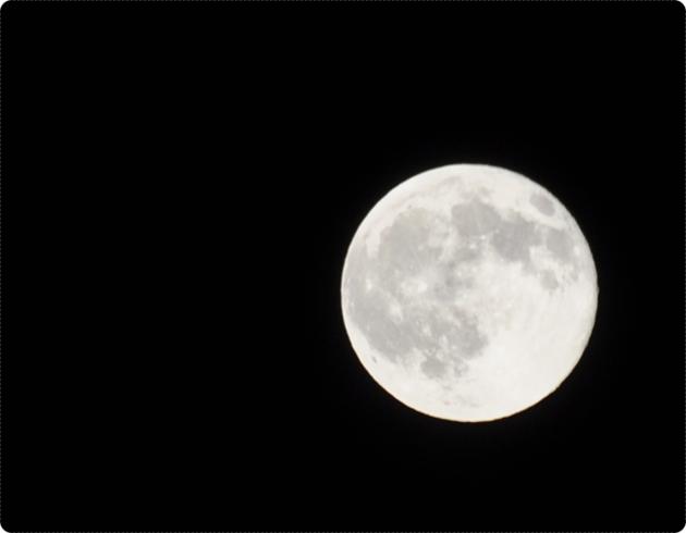 Aftenmånen