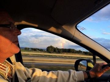 Manden i bilen