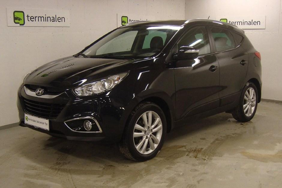 Hyundai xi35 2,0 CRDI 136 Premium 01