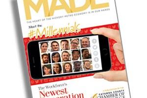 MADE Magazine Cover Artwork