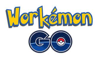Workemon Go Logo Artwork