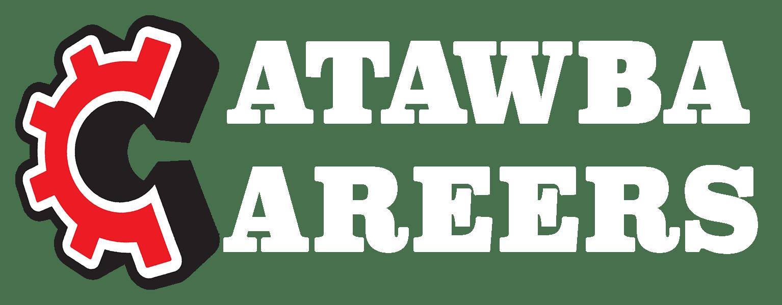 catawba careers stacked logo