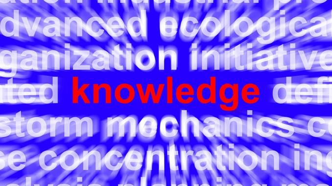 Knowledge Word Image
