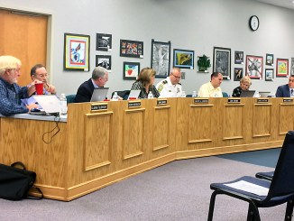 CCS Board Meeting| John Bailey/Hickory Daily Record