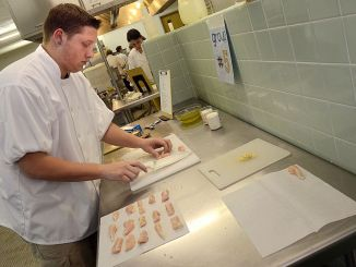 Culinary Student Preston Couch | Robert Reed Photo