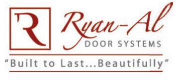 Ryan-Al Door Systems Logo