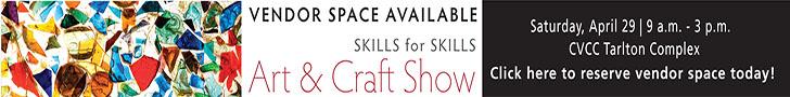 CVCC Skills for Skills Arts and Craft Show