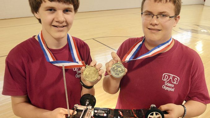 Science Olympiad Winners Image