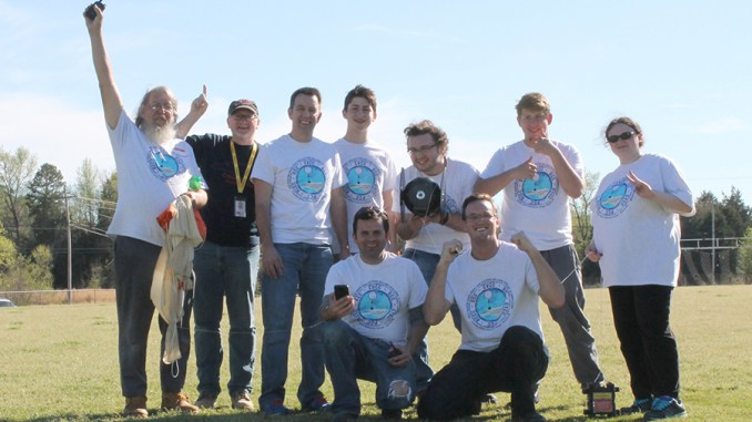 High Altitude Balloon Competition Image