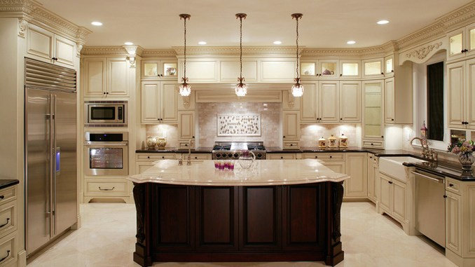 Contemporary White Kitchen | Caseworx Image