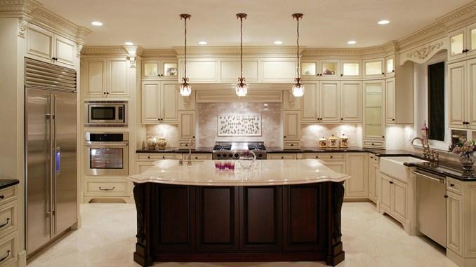 Contemporary White Kitchen | Caseworx Image